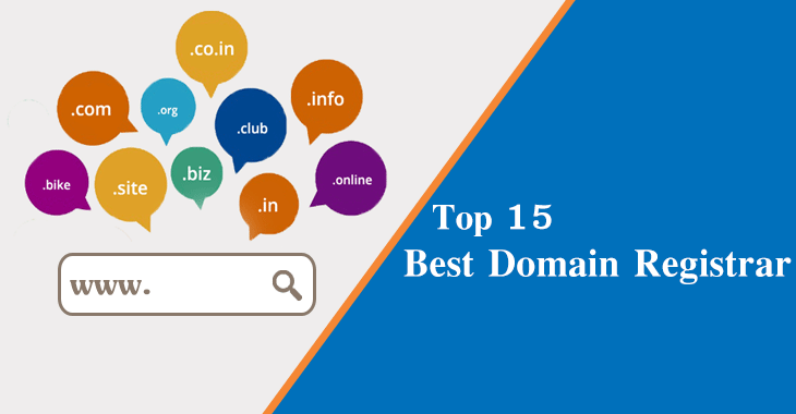 Best Domain Registrars 2017-2018