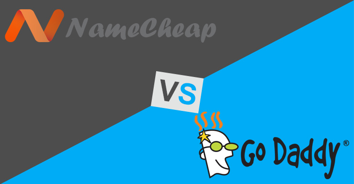 Namecheap vs Goddady best domain registrar