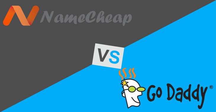 Namecheap vs Goddady