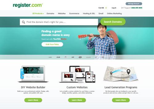 Register.com