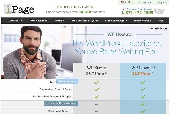 iPage Web Hosting