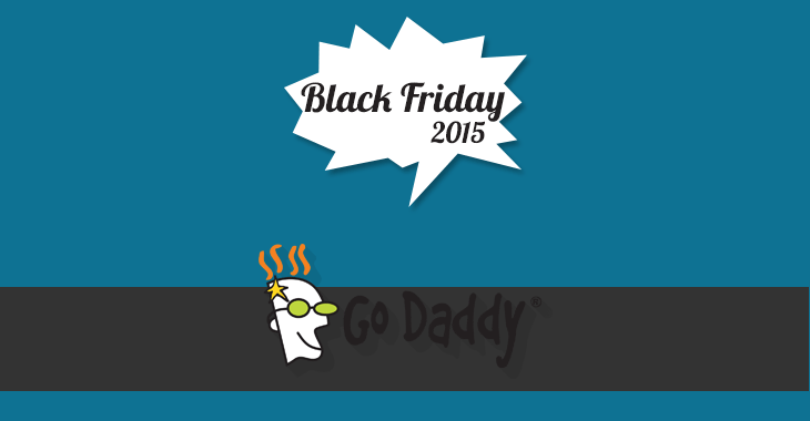 GoDaddy Black Friday 2019