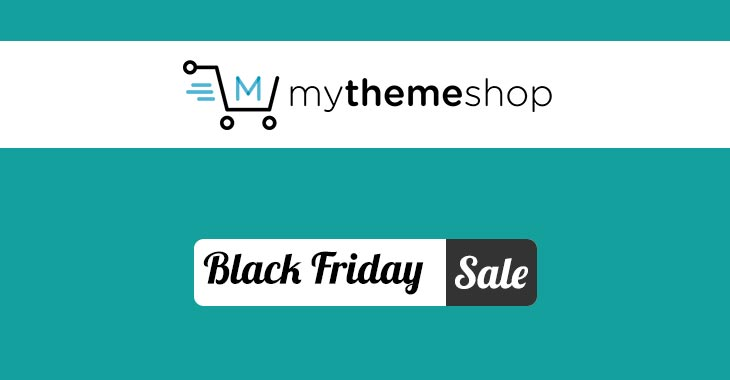 MyThemeShop Black Friday 2019