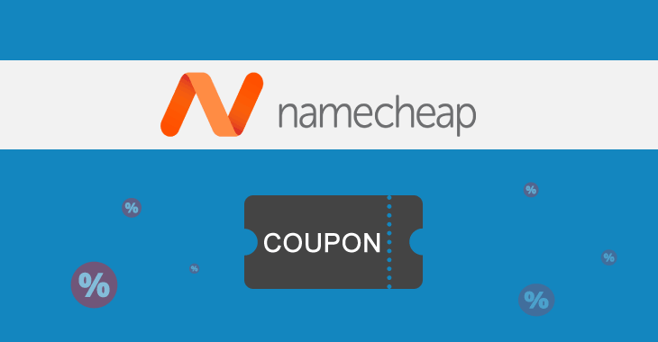 NameCheap Coupon Code 2019