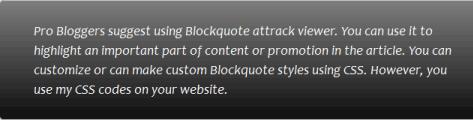 example 9 css blockquotes