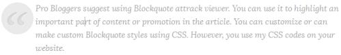 17 example of blockquote css style